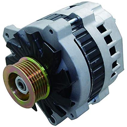 new alternator for chevy gmc w/ 5 7 350 1989-93 c k pickup truck 1500