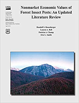 Book Nonmarket Economic Values of Forest Insect Pests: An Updated Literature Review