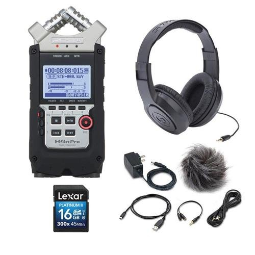 Zoom 4 Channel Recorder Accessory Headphones