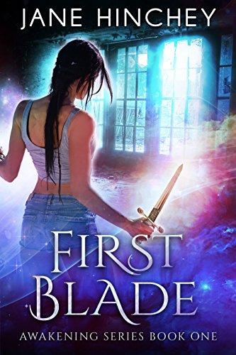 First Blade Awakening Book 1 ebook product image