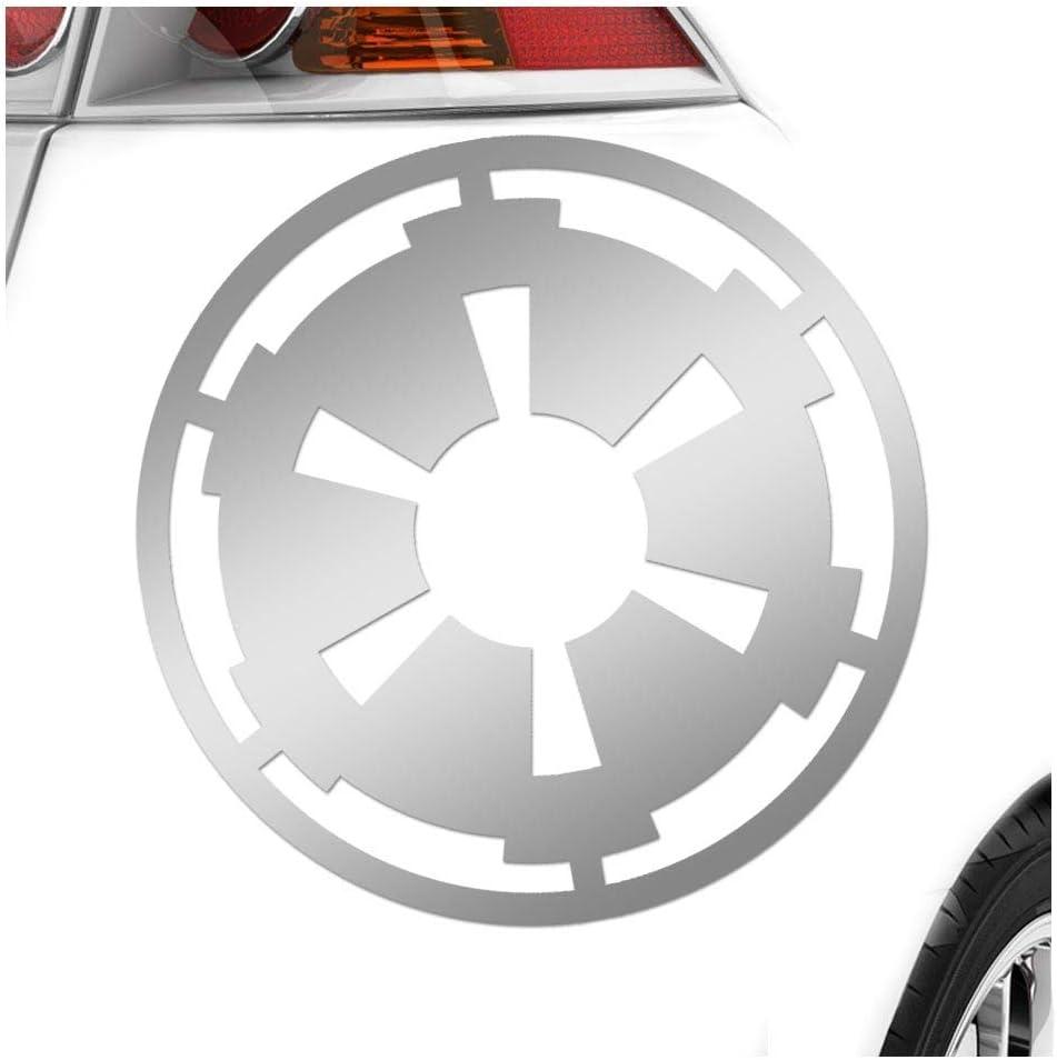 Imperium 11 X 11 Cm In 15 Colours Neon Chrome Sticker Auto