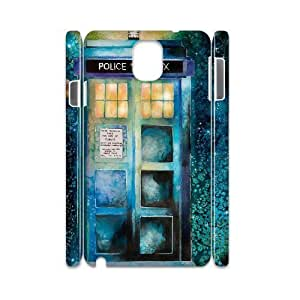 Doctor Who Custom 3D Cover Case for Samsung Galaxy Note 3 N9000,diy phone case ygtg-314484