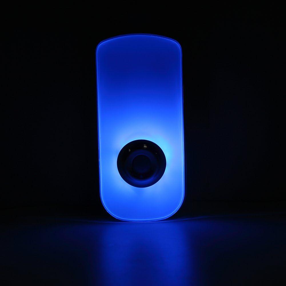 LED Night Light Flashlight Motion Sensor Cut Light 3-in-1, Rechargeable Emergency Light, Auto Sensing Energy Saving Wall Mount Light Portable LED Torch - Blue