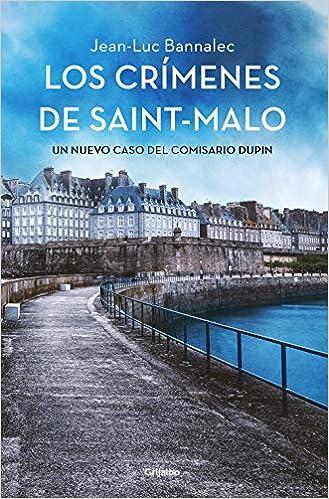 Los crímenes de Saint-Malo de Jean-Luc Bannalec