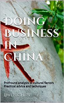 Doing Business in China by [Chen, Liwen]