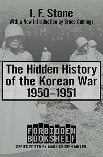 Amazon the hidden history of the korean war 19501951 the hidden history of the korean war 1950 1951 forbidden bookshelf book 10 fandeluxe
