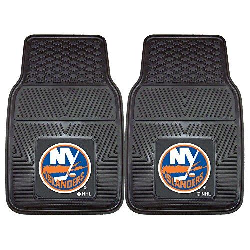 Fanmats NHL New York Islanders Vinyl Heavy Duty Car (Nhl Floor Mats)