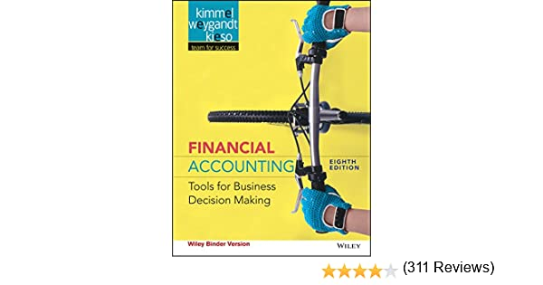 Amazon financial accounting tools for business decision amazon financial accounting tools for business decision making 8th edition ebook paul d kimmel jerry j weygandt donald e kieso kindle store fandeluxe Gallery