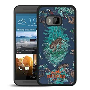 Hermes 12 Black HTC ONE M9 Case Unique And Durable Custom Designed High Quality HTC ONE M9 Phone Case