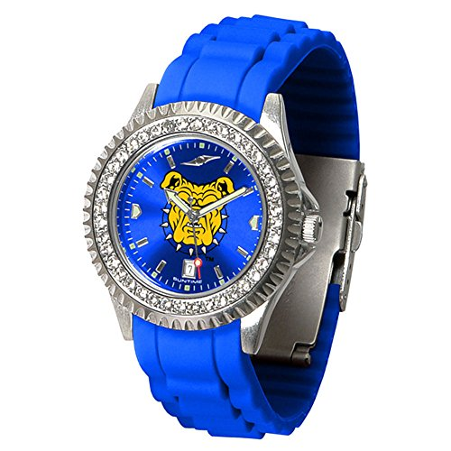 (Linkswalker Ladies North Carolina A&T Aggies Sparkle Watch)