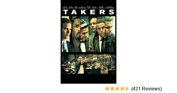 what is takers about