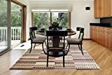 Gertmenian Signature Modern Rug Prime Label Textural Woven Area Rugs 8x10,...