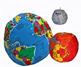 Hugg-A-Planet ISS Bundle, Pocket Earth, Moon, and Mars 3 Piece Set