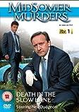 Midsomer Murders Series 14: Death in the Slow Lane [DVD]