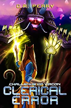 Clerical Error: A Challenge of Vircon Adventure Book 1