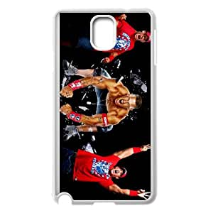 Sports john cena Samsung Galaxy Note 3 Cell Phone Case White Special Tribute p6xr_3478804