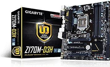 Gigabyte GA-Z170-Gaming K3 BigFoot LAN Windows 7