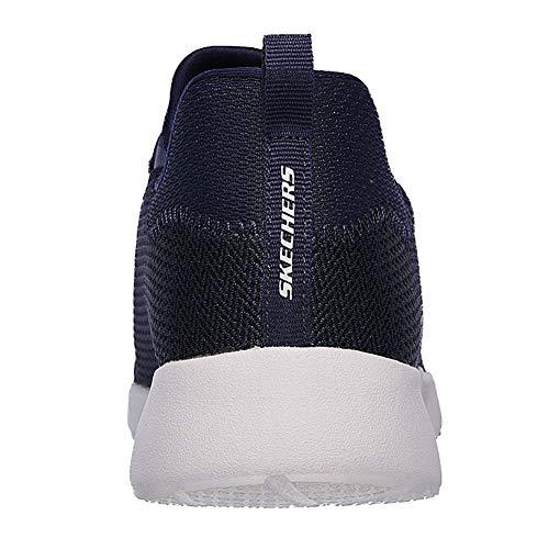 Blue Low Top Shoes Nvy Skechers Sneaker Men's Dynamight Black 0wxWpZ4