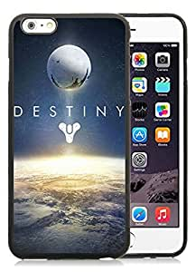iPhone 6 Plus 5.5 Inch TPU Case ,Unique And Fashionable Designed Case With Destiny Black For iPhone 6 Plus Cover Phone Case