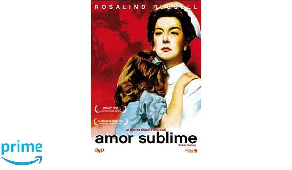 Amor sublime (Edición especial) [DVD]: Amazon.es: Rosalind Russell, Alexander Knox, Dean Jagger, Beulah Bondi, Philip Merivale, Charles Dingle, ...