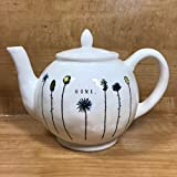 Rae Dunn Artisan Collection By Magenta Floral Home Collection Teapot