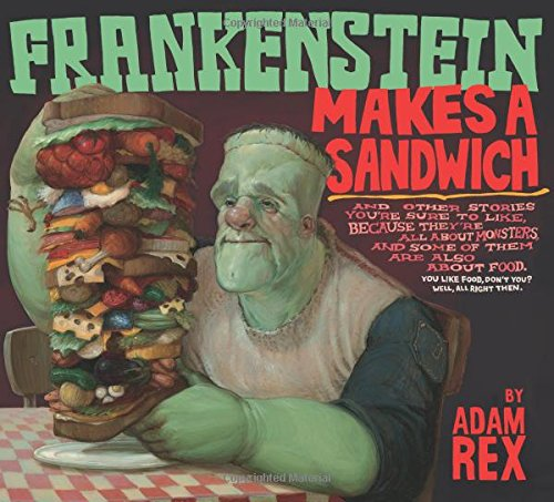 books the monster reads in frankenstein