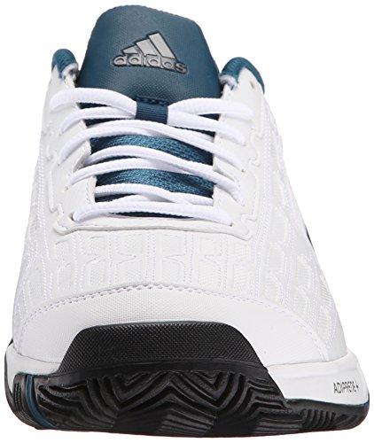 outlet store b84aa 8efcb Amazon.com  Adidas Performance Mens Barricade Court 2 Wide Tennis Shoes   Tennis  Racquet Sports