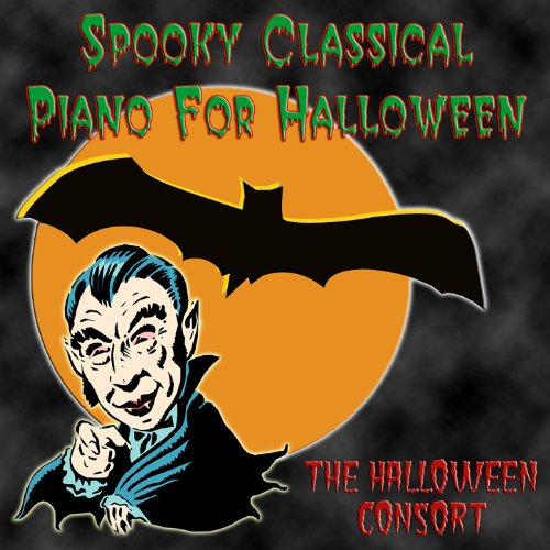 Spooky Classical Piano For