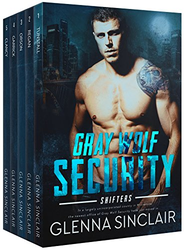Gray Wolf Security (Shifters)