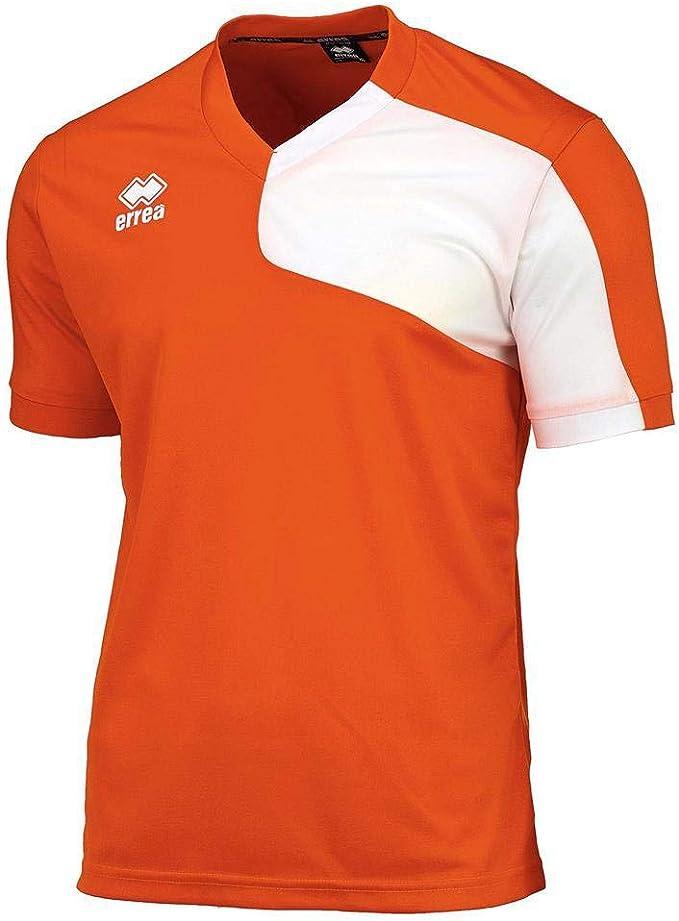 Errea Marcus Orange/Blanc