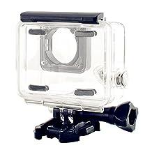 Pevor Standard Slim Waterproof Case for GoPro Hero 3+Plus Hero 4