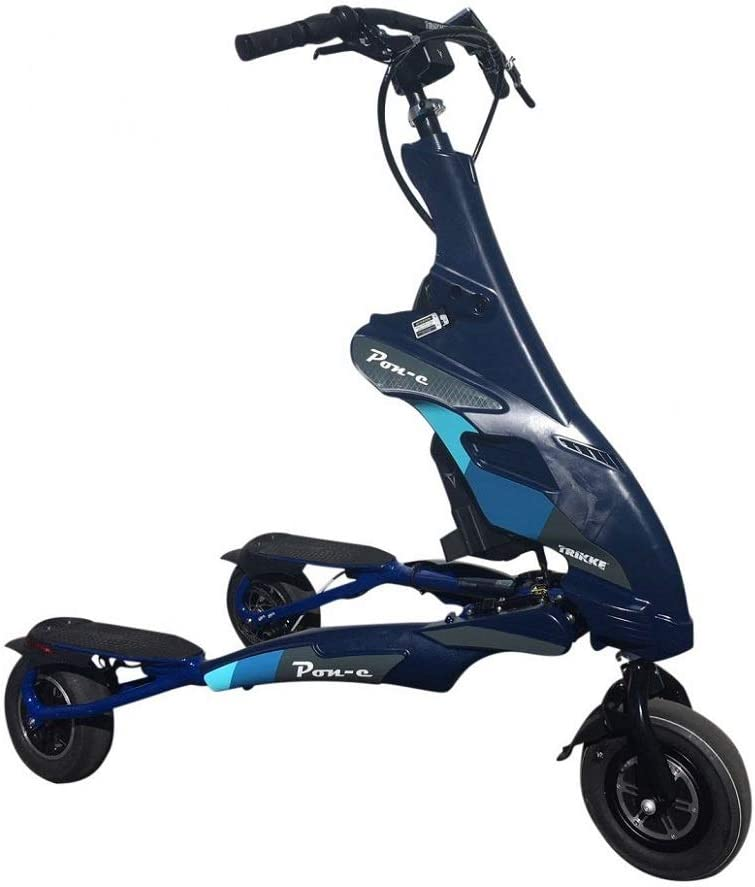 Amazon.com: trikke pon-e 48 V Scooter: Sports & Outdoors