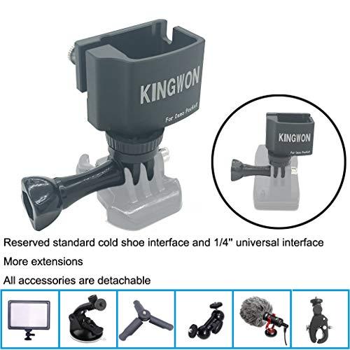 JonerytimeTripod Holder Head Bracket Mount 1/4 Screw Camera Adapter for DJI Osmo Pocket