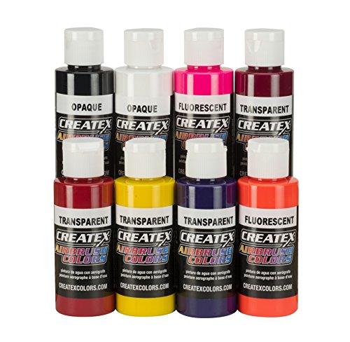 - Createx Colors 5816-00 Kent Lind Warm Set, 2 oz.