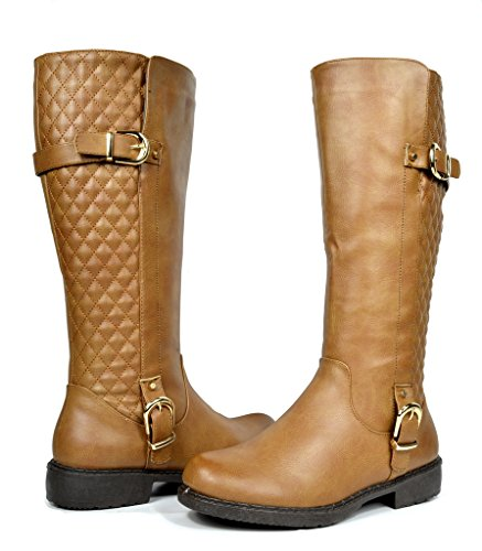 quilted boots - 9