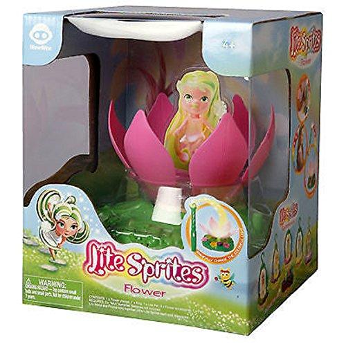 Wowwee Lite Sprite Deluxe Playset - Flower