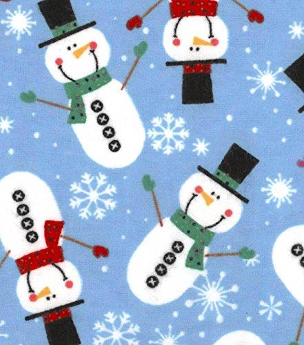 Snowman Flannel Pajamas - Bitty Baby Clothes blue snowman print flannel zip up feetie pajamas pjs sleeper