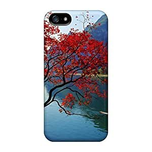 LastMemory Case Cover Iphone 5/5s Protective Case Nature