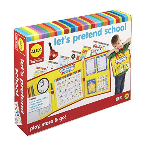 ALEX Toys Let's Pretend School (School Kit)