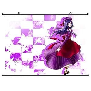 Naruto Anime Wall Scroll Poster Hyuuga Hinata(32''*24'')support Customized