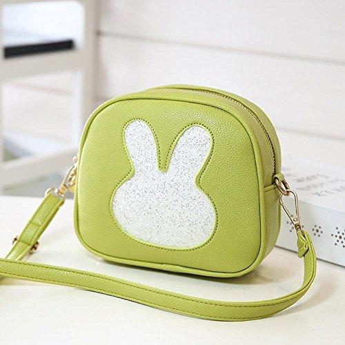 tote mignonne sac fille petit F seule centaines mini Croix fashion Aoligei Bag package oreille Lapin épaule côté diagonale wCHpZ4q