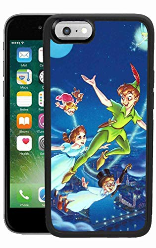 DISNEY COLLECTION Disney Peter Pan Phone Shell Case Compatible with iPhone 6 Plus & 6s Plus (5.5-Inch) (I Phone 6 Peter Pan Case)
