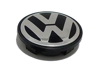 Tapas de rueda tapacubos de Volkswagen Touareg Transporter 7l6601149b (One Tapa): Amazon.es: Coche y moto