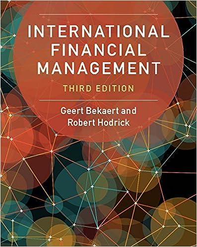 International financial management 9781107111820 economics books international financial management 3rd edition fandeluxe Choice Image