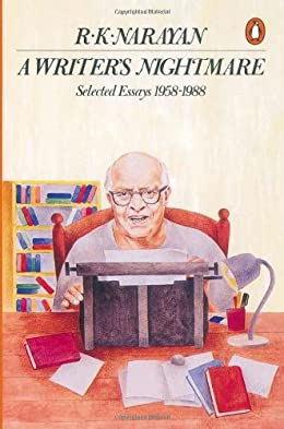 books of rk narayan - A Writer's Nightmare