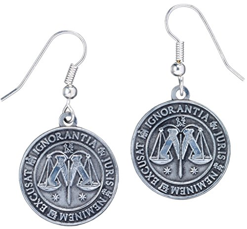 Official Harry Potter Jewellery Ministry of Magic Earrings