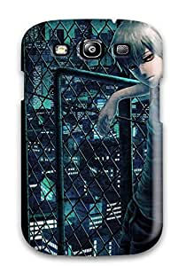 Durable Tokyo Ghoul Back Case/cover For Galaxy S3