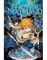 The Promised Neverland, Vol. 8 (Volume 8)