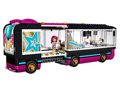 Lego 41106 Friends Pop Star Tour Bus Amazoncouk Toys Games