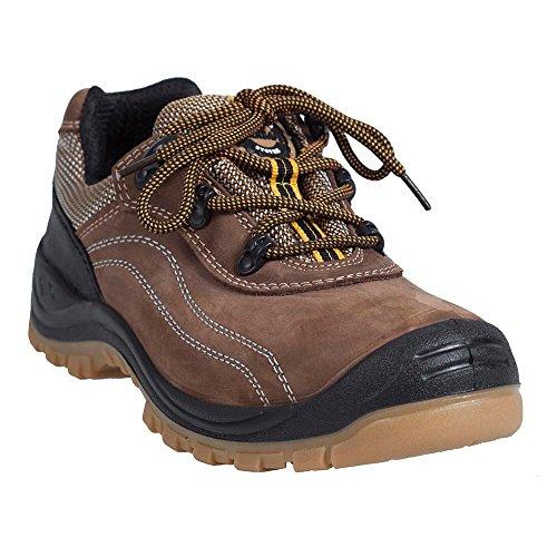 Blaklader Workwear - Botas de senderismo para hombre marrón